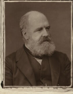 Edward Armitage, by Lock & Whitfield, circa 1877 - NPG x100 - © National Portrait Gallery, London