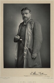 Sir Lawrence Alma-Tadema, by Walery, published by  Sampson Low & Co - NPG Ax9107
