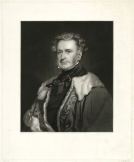 Henry Beauchamp Lygon, 4th Earl Beauchamp, by Frederick Stacpoole, after  Sir Francis Grant - NPG D23560