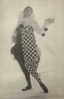 Cavendish Morton as Pierrot, by Cavendish Morton - NPG x128824