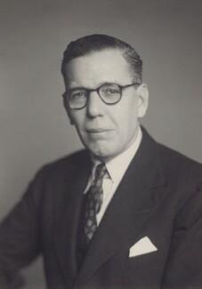 Sir Geoffrey Francis Taylor Colby, by Walter Stoneman - NPG x166652