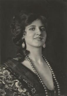 Gloria Warren, by Cavendish Morton - NPG x128826