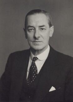 Sir Dudley Colles, by Walter Stoneman - NPG x166666