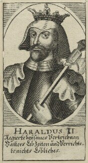 King Harold II, after Unknown artist - NPG D23619