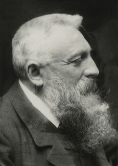 Auguste Rodin, by George Charles Beresford, 1902 - NPG x6575 - © National Portrait Gallery, London