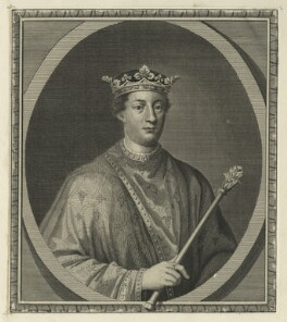 King Henry II, after Unknown artist - NPG D23629