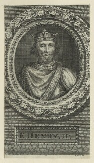 King Henry II, by George Vertue - NPG D23630