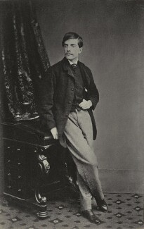 Frederick Walker, by Unknown photographer - NPG x27217