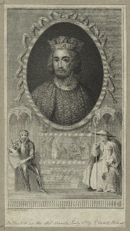 King John, by Thomas Trotter, published by  Thomas Cadell the Elder - NPG D23648