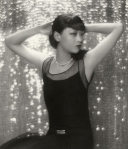 Anna May Wong, by Paul Tanqueray - NPG x180036