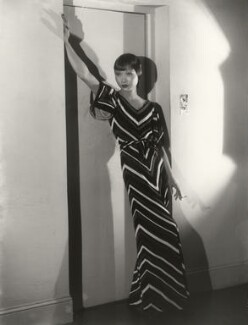 Anna May Wong, by Paul Tanqueray - NPG x180259