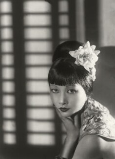 Anna May Wong, by Paul Tanqueray, 1933 - NPG x180241 - © estate of Paul Tanqueray