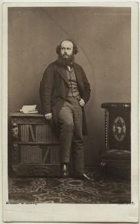 (Myles) Birket Foster, by McLean & Haes, 1863 - NPG Ax7571 - © National Portrait Gallery, London