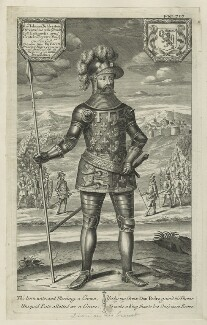 King Edward I ('Longshanks'), after Unknown artist, probably 18th century - NPG D23672 - © National Portrait Gallery, London