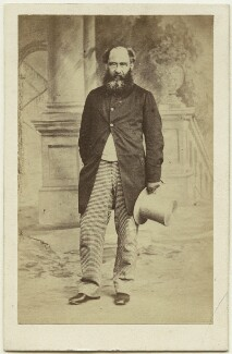 Anthony Trollope, published by Ashford Brothers & Co, 1860s - NPG x12817 - © National Portrait Gallery, London