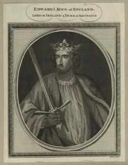 King Edward I ('Longshanks'), by John Goldar, probably 18th century - NPG D23679 - © National Portrait Gallery, London