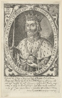 King Edward II, by Renold or Reginold Elstrack (Elstracke) - NPG D23686