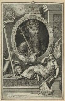 King Edward III, by George Vertue - NPG D23695