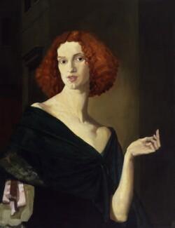 Elsa Lanchester, by Doris Zinkeisen - NPG 6488
