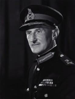 Sir Cyril Harry Colquhoun, by Walter Bird - NPG x166679