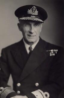 Sir Henry St Clair Colson, by Walter Stoneman - NPG x166698