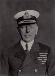 Sir Stanley Cecil James Colville, by Walter Stoneman - NPG x166701