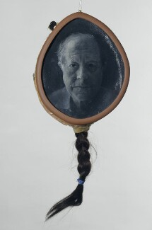 Nicholas Roeg ('al-jebr'), by Michael Clark, 1999 - NPG 6491 - © National Portrait Gallery, London