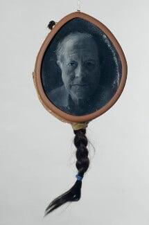 Nicholas Roeg ('al-jebr'), by Michael Clark, 1999 - NPG  - © National Portrait Gallery, London