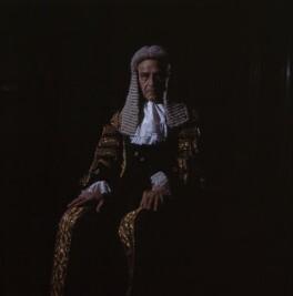 Horace Maybray King, Baron Maybray-King, by Bassano Ltd - NPG x172132