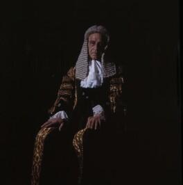 Horace Maybray King, Baron Maybray-King, by Bassano Ltd - NPG x172134