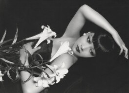 Anna May Wong, by Paul Tanqueray, 1929 - NPG x180042 - © estate of Paul Tanqueray