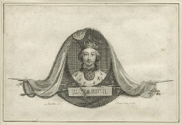 King Richard II, by William Bromley, after  Robert Smirke - NPG D23716