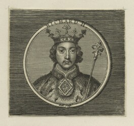 King Richard II, by Hall - NPG D23720