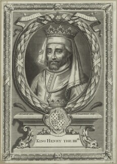 King Henry IV, by Peter Vanderbank (Vandrebanc), after  Edward Lutterell (Luttrell) - NPG D23725