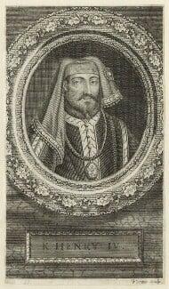 King Henry IV, by George Vertue - NPG D23732