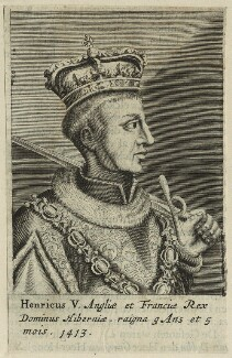 King Henry V, after Unknown artist - NPG D23744