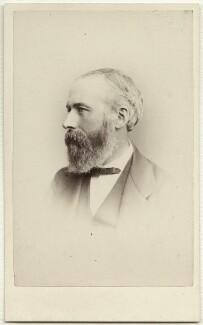 Alfred James Hipkins, by Herbert Watkins - NPG Ax38175