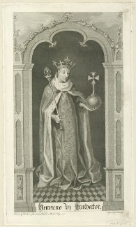King Henry VI, by Francesco Bartolozzi - NPG D23755