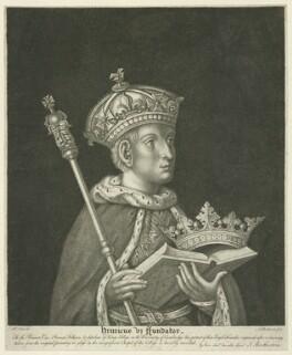 King Henry VI, by James Bretherton - NPG D23757