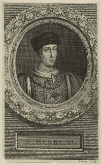 King Henry VI, by George Vertue - NPG D23765
