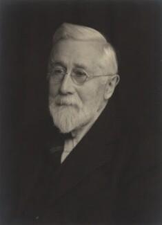 Sir (John) Ninian Comper, by Walter Stoneman - NPG x166708