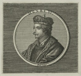 King Henry VI, by Hall - NPG D23773