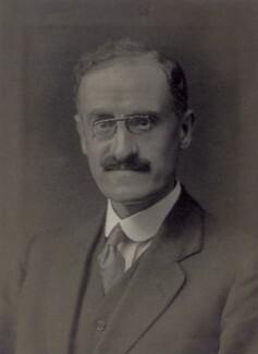 Sir Basil Alfred Kemball-Cook, by Walter Stoneman - NPG x166718