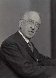 Stanley Arthur Cook, by Walter Stoneman - NPG x166723