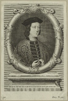King Edward IV, by Robert White - NPG D23785