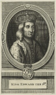 King Edward IV, by Michael Vandergucht - NPG D23792