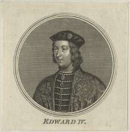King Edward IV, after Unknown artist - NPG D23793