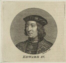 King Edward IV, by Simon François Ravenet - NPG D23794