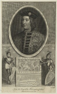 King Edward IV, by Thomas Trotter, published by  Thomas Cadell the Elder - NPG D23795