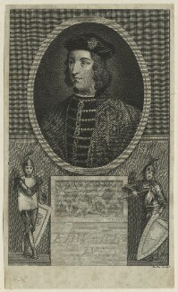 King Edward IV, by Thomas Trotter - NPG D23799